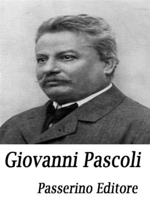 cover image of Giovanni Pascoli