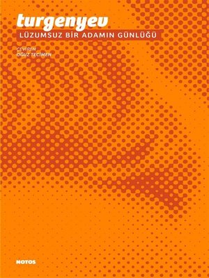 cover image of Lüzumsuz Bir Adamın Günlüğü