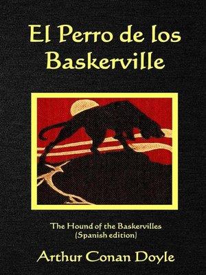 cover image of El Perro de Baskervilles