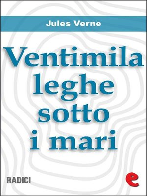 cover image of Ventimila Leghe Sotto i Mari