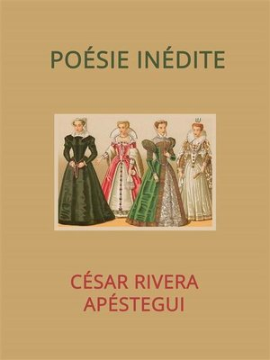 cover image of Poésie inédite