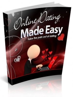 cover image of online Dating Made Easy