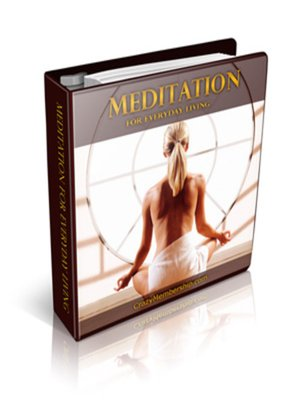 cover image of Meditation for Everyday Living
