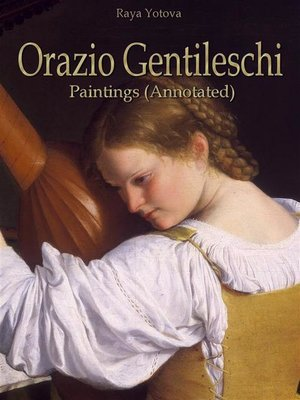 cover image of Orazio Gentileschi--Paintings (Annotated)