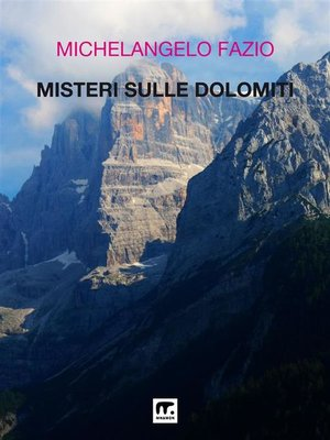 cover image of Misteri sulle Dolomiti