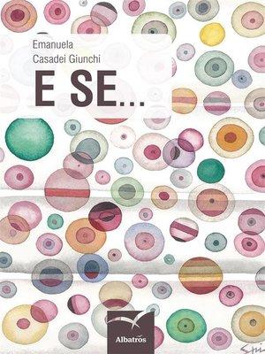 cover image of E se