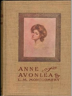 cover image of Anne of Avonlea--Anne Shirley Series #2