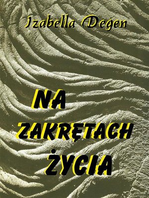 cover image of Na zakrętach życia