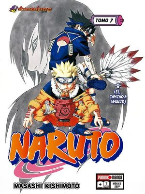 cover image of Naruto 7