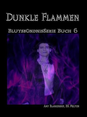 cover image of Dunkle Flammen