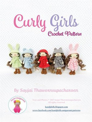 cover image of Curly Girls