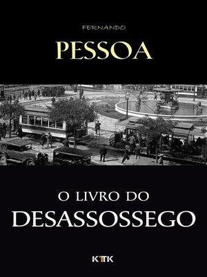 cover image of Livro do Desassossego