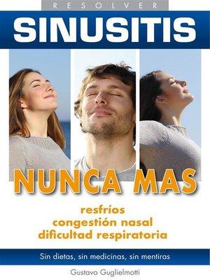 cover image of Sinusitis--Eliminar definitivamente