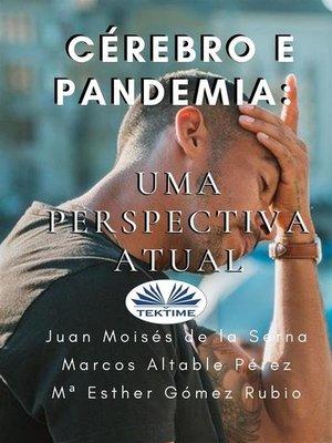 cover image of Cérebro E Pandemia