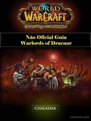 cover image of World of Warcraft Não Oficial Guia Warlords of Draenor