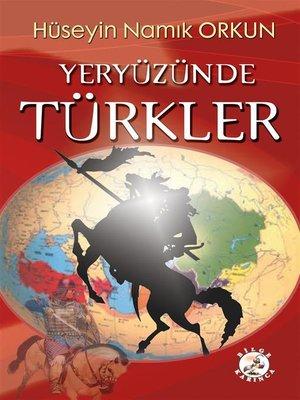 cover image of Yeryüzünde Türkler