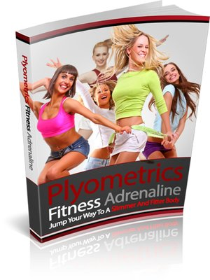 cover image of Plyometrics Fitness Adrenaline