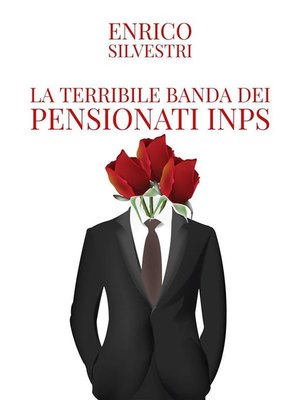 cover image of La terribile banda dei pensionati Inps