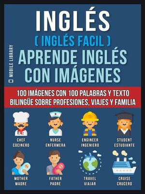 cover image of Inglés ( Inglés Facil ) Aprende Inglés con Imágenes (Vol 1)