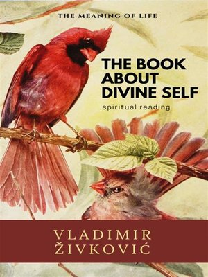 cover image of The Book About Divine Self