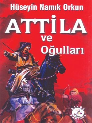 cover image of Atilla ve Oğulları