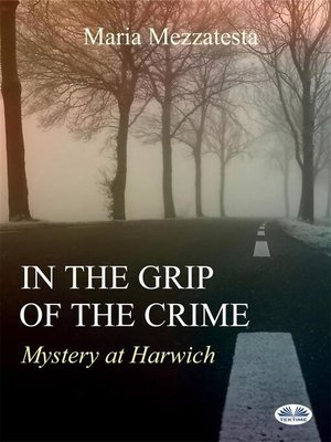 cover image of In the grip of crime