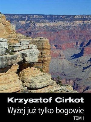 cover image of Wyżej już tylko bogowie