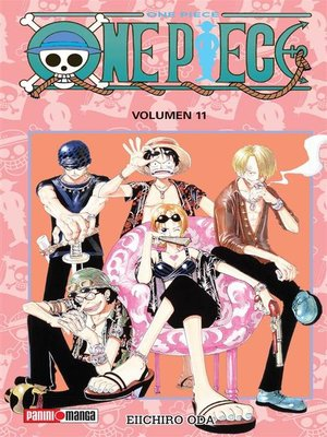 cover image of One Piece 11