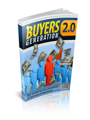 cover image of Buyers Generation 2.0