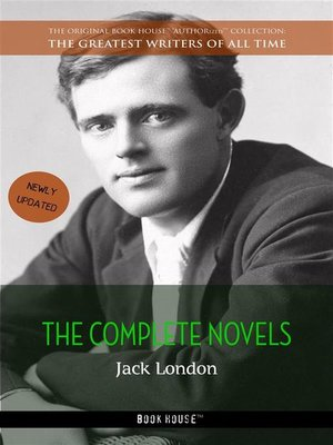 cover image of Jack London--The Complete Novels