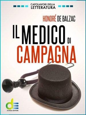 cover image of Il medico di campagna