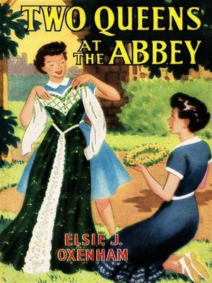 cover image of Two Queens at the Abbey