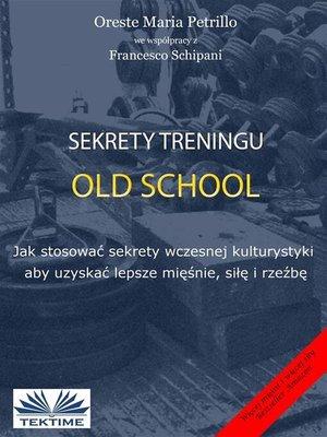 cover image of Sekrety Treningu Old School