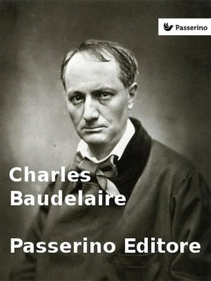 cover image of Charles Baudelaire