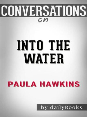 cover image of Into the Water--by Paula Hawkins