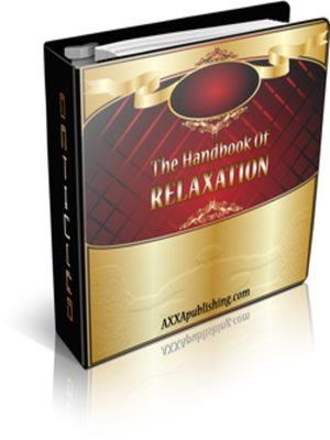 cover image of Handbook of relaxation