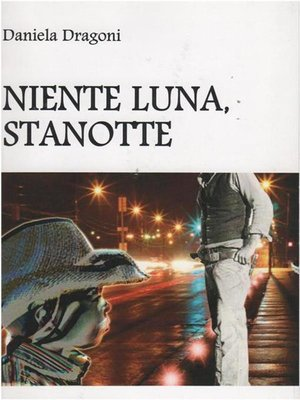 "cover image of "" Niente luna, stanotte. """