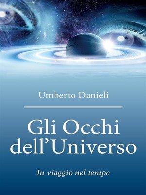 cover image of Gli occhi dell'universo