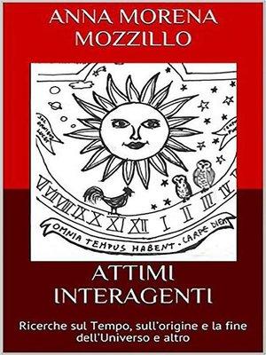 cover image of Attimi interagenti