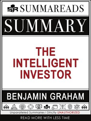 cover image of Summary of the Intelligent Investor by Benjamin Graham