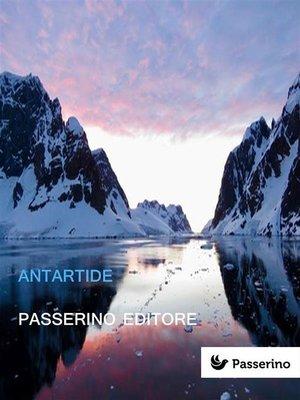cover image of Antartide