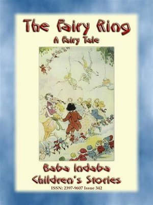 cover image of THE FAIRY RING--An old fashioned European Fairy Tale
