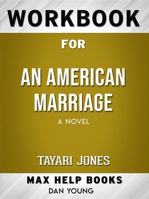 cover image of Workbook for an American Marriage--A Novel