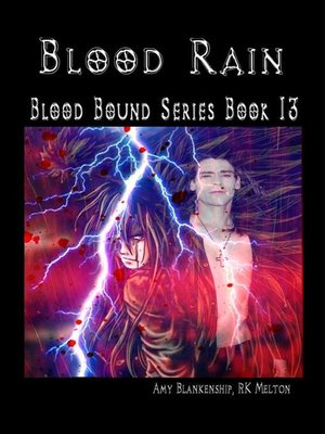 cover image of Blood Rain
