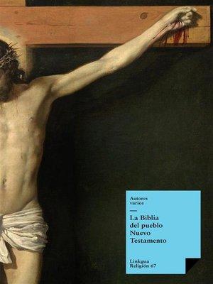 cover image of Biblia. Nuevo testamento