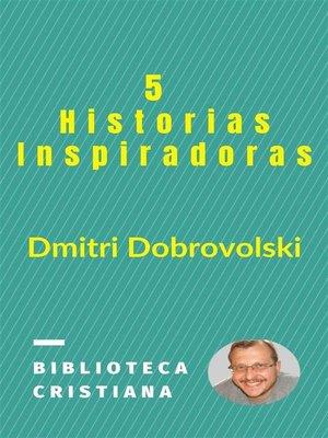 cover image of 5 Historias Inspiradoras