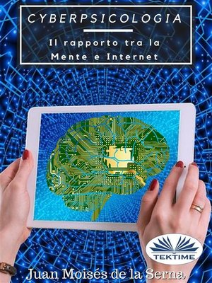 cover image of CyberPsicologia