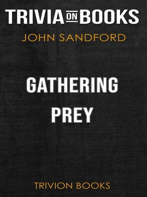cover image of Gathering Prey by John Sandford (Trivia-On-Books)