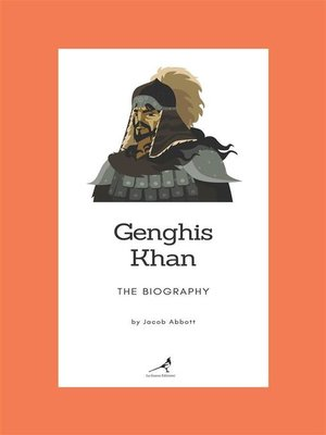 cover image of Genghis Khan--The Biography