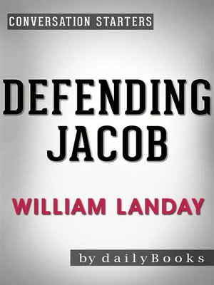cover image of Defending Jacob--A Novel by William Landay